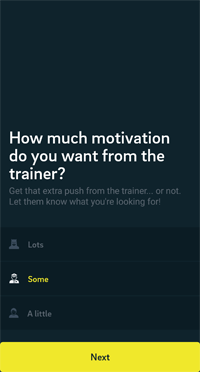 image of Splitfit app